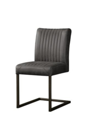 FERRO SIDECHAIR - SAVANNAH ANTRACITE