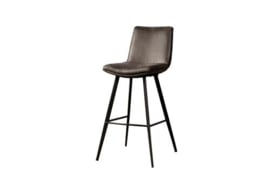 PAMPLONA BARSTOOL - FABRIC T-ANTRACITE