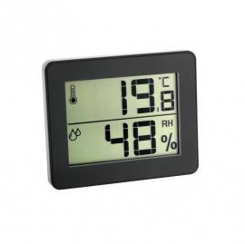 Hygrometer zwart of wit