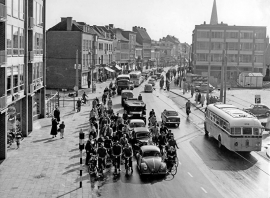 Steenstraat 1955