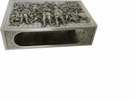 Luciferdooshouder (zilver) 1334/510711