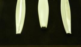 Keltum 3 delig verzilverd tafelcouvert P 20 Jolie