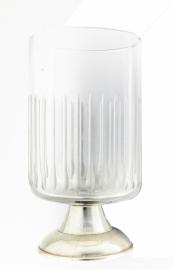 Wijnglas met zilveren voet GZ_2