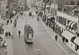 Steenstraat omstreeks 1933