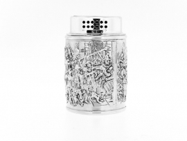Tafelaanstekers (zilver)
