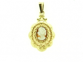 gouden hanger met camee 1601511781-15