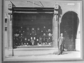 Winkel rond 1890