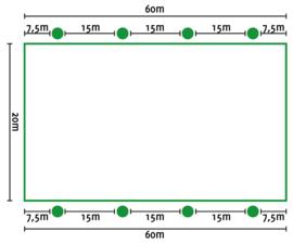 Lichtplan F rijbak 20/30x60 mtr