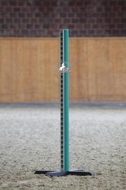 spring staander groen