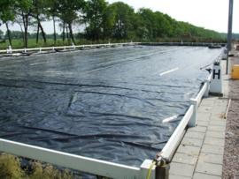 eb & vloed systeem pakket 20 x 60 mtr. bak