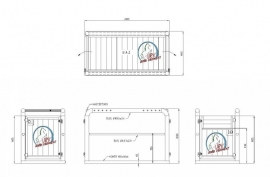 Onderzoeksbox laag model