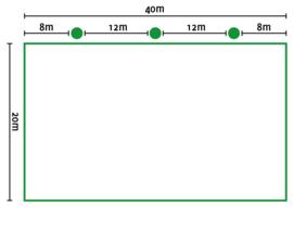 Lichtplan A Rijbak 20x40 mtr