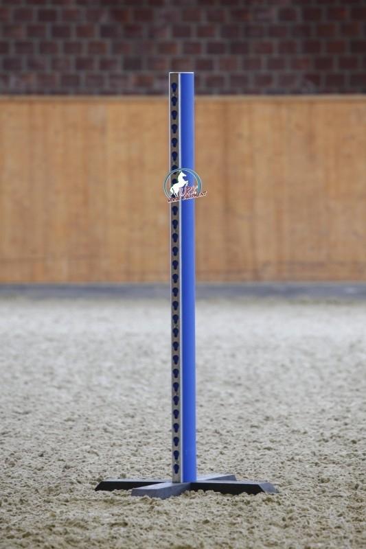 springstaander blauw