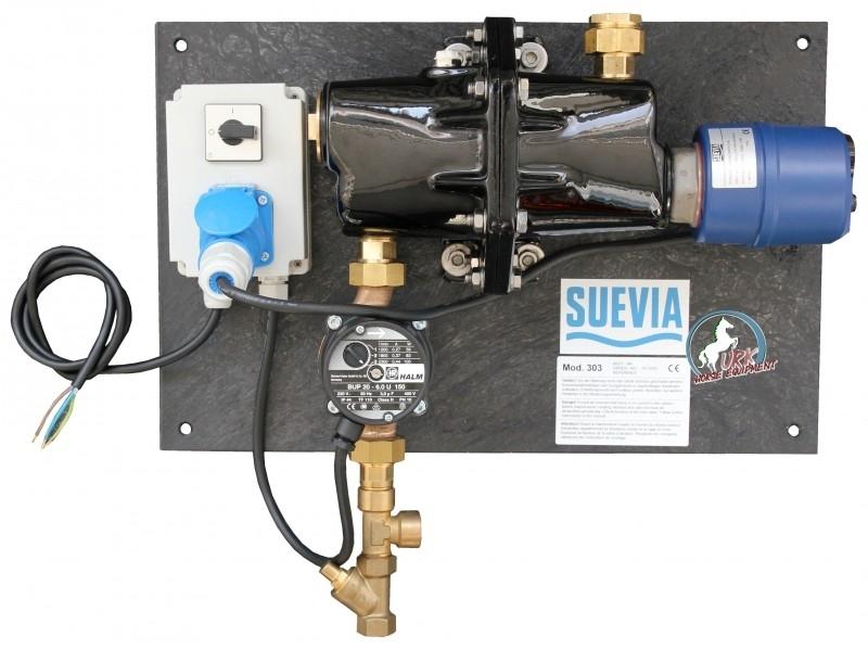 Suevia Rondpompsysteem model 303