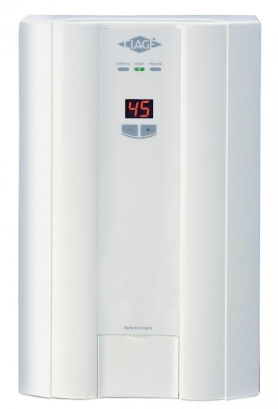 Wasplaats warmwater unit 400 Volt