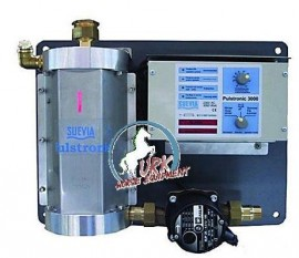 Suevia warm water circulatieunit model 313 pulstronic