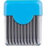 Passer-potloodstiften voor passer Maped (diameter 2 mm) - koker op blisterkaart a 10 st M134210 (M1/3)