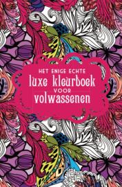 Het enige echte Luxe kleurboek voor volwassenen [BK/1/5]