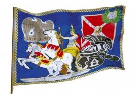 Romeinse vlag {L4540/1/1/B1} OP=OP