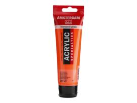 257 Amsterdam acryl reflexoranje