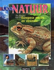 Geo Natuur, De dieren van de Europese meren en stromen [B0114]