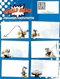 Donald Duck Schoollabels 13-14  *3/3*