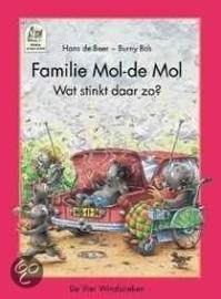 AVI 6 Bij familie Mol-de Mol, Wat stinkt daar zo? [B0007]