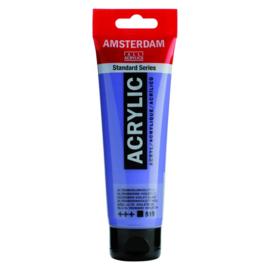 519 Amsterdam acryl ultramarijnviolet licht