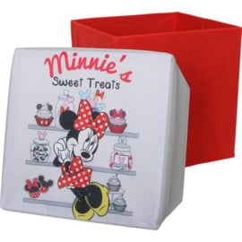 Minnie Mouse zit hocker {W1/6}