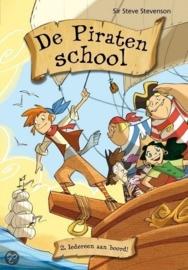 De piratenschool, Iedereen aan boord! [B0054]