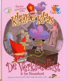 Kleine Klaas, De stoomboot - De verkleedkist + DVD [B0237]