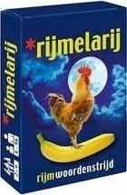Rijmelarij, 51 kaarten {L1}