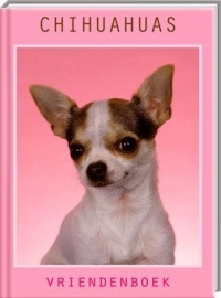 Chihuahua vriendenboekje (V6)