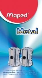 Puntenslijper Metal Maped  1-gaats x 2 op blister (M2/4)