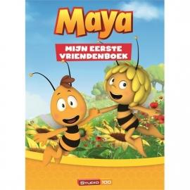Maya de Bij Studio 100 vriendenboekje (V2)
