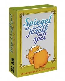 Spiegel jezelf spel, 55 kaartjes {L/1}