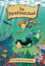 De piratenschool, De schat uit de diepte [B0057]