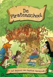 De piratenschool, Het dagboek van Kapitein Barracuda [B0056]