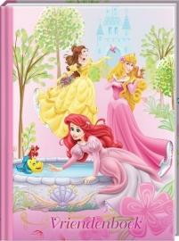 Disney Prinsessen vriendenboekje (V2) OP=OP