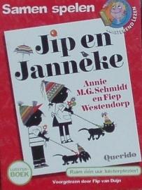 Jip en Janneke, Samen spelen luisterboek 62 minuten [B0020]