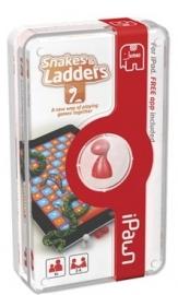 iPawn® Slangen & Ladders Jumbo {1/4} OP=OP.