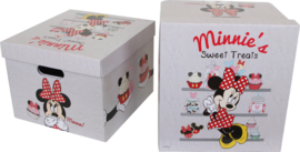 Minnie Mouse Opbergbox, set van 2 {L9196/G} OP=OP
