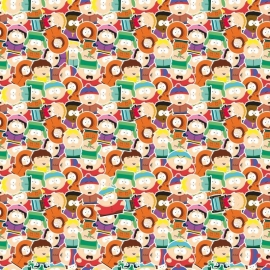 Stretch boekenkaft South Park  *2/1*