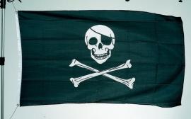 Piratenvlag {L2191/1/1/B1} OP=OP