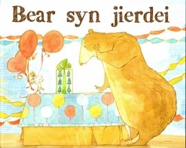 Bear syn jierdei, Geschreven in het Fries [B0265]