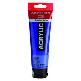 504 Amsterdam acryl ultramarijnblauw