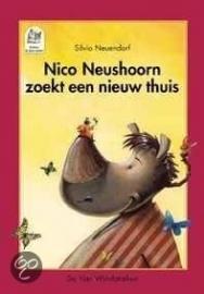 AVI 7 Nico neushoorn zoekt een nieuw thuis [B0001]