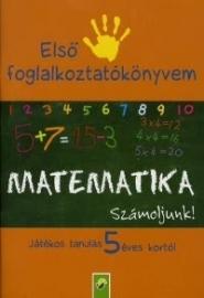 Leren is leuk! Rekenen, Nederlanse versie, vanaf 5 jaar [B0186]