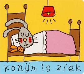 Konijn is ziek [B0154]