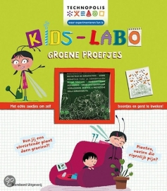 Kids-Labo, Groene proefjes [B0207]